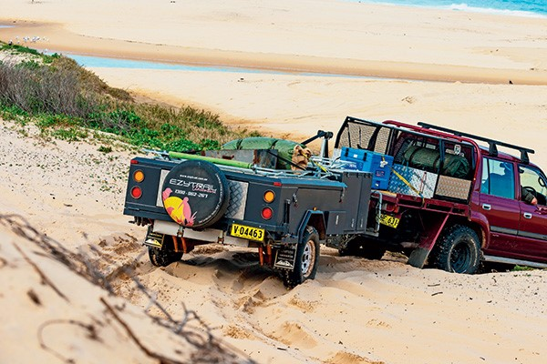 Top 6 sand driving tips