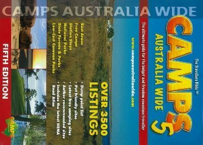Camps Australia Wide 5 guide out March 1