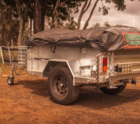 Austrack Campers will be donating the prize, valued at $6750.