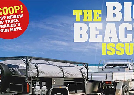 Video preview of what's inside the latest issue of Camper Trailer Australia. With editor Emma Ryan.