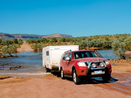 Vanning the Gibb River Road