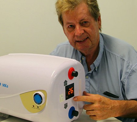 Duoetto MK 2 Water Heater