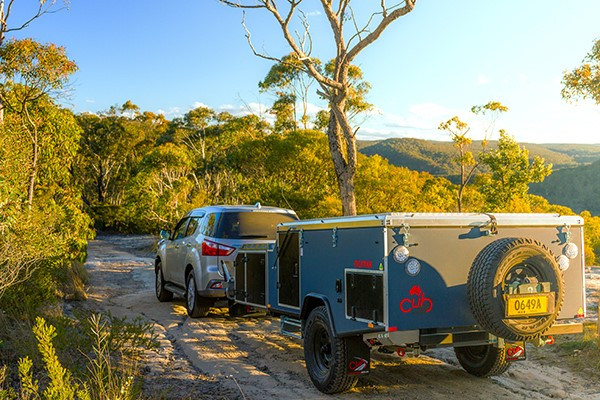 Cub Campers Frontier