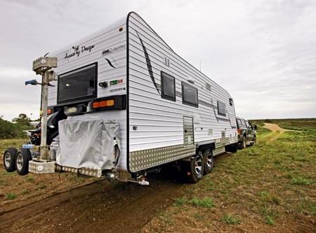 Aussie by Design Humpback Smartvan