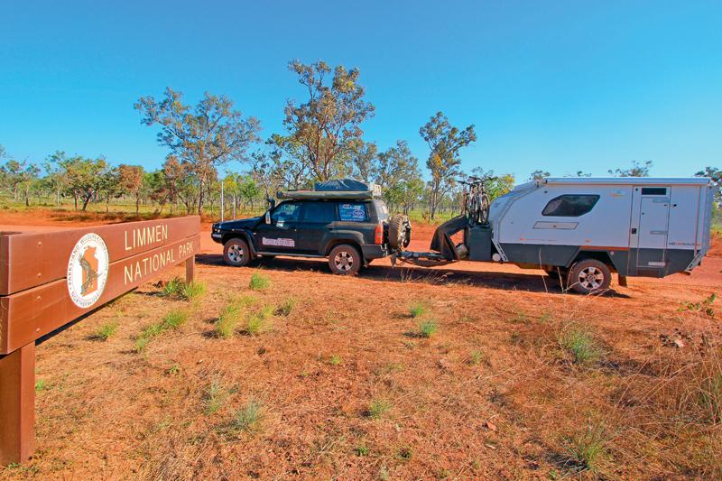 Limmen National Park, NT