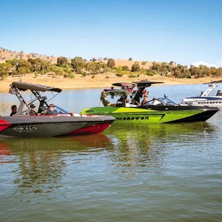 New 2016 Malibu boats.