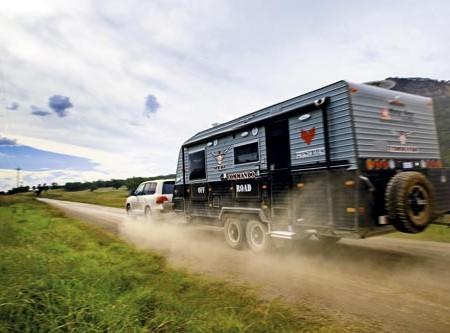 Video: Caravan test - New Age Commando