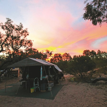 Are you willing to pay these camping fees to go bush? Do you think it's reasonable?