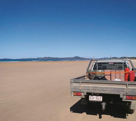 I guess if I fancy a spin in the sandy stuff, I'll just have to borrow a mate's car or hire one