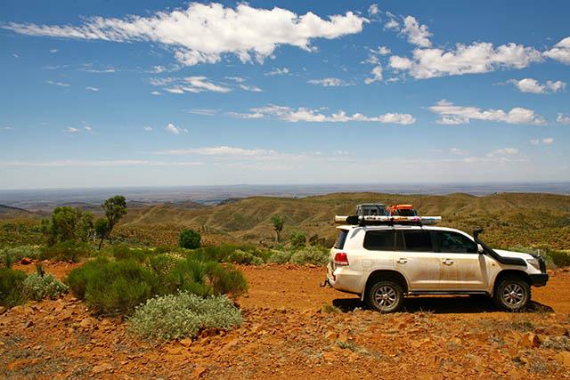 Willow Springs Station, Flinders Ranges, SA