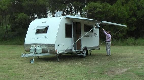 Quick look: SLR 17 caravan