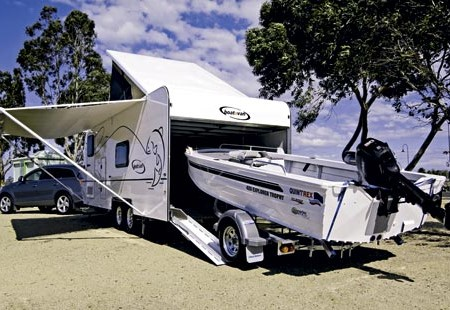 New: Specialised RVs on show at the Melbourne Leisurefest