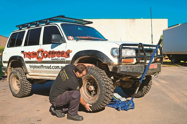 We pick the brains of Josh from Triple X Offroad, to get the low-down on the quick and easy checks t