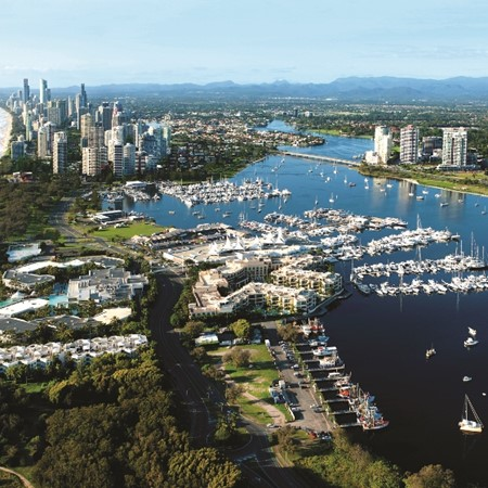 Going to the Marine 15 conference and trade show? You can also visit the Telwater and Riviera manufa