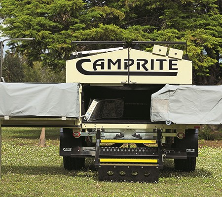 Camprite Campers TX6 MKII Review