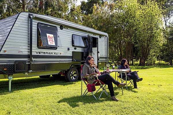 Q&A with Kokoda Caravans