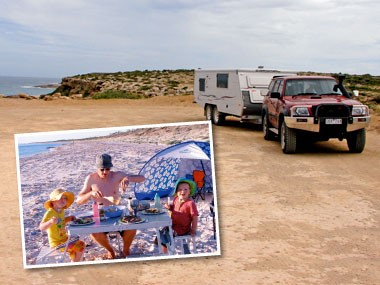Tips for successful family vanning