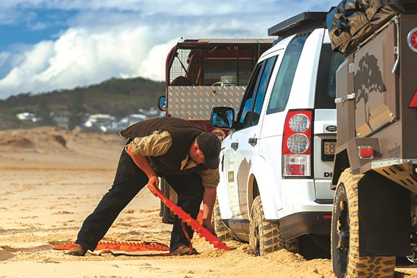 Sand recovery masterclass