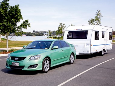 Feature: 4WD vs lightweight towing