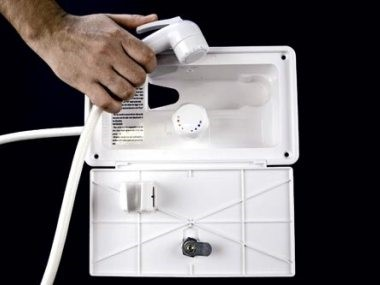 Bathroom facilities your RV - product