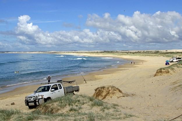 Beachcombing Aussie shores
