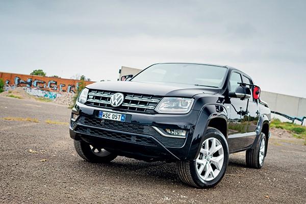 Volkswagen Amarok Ultimate V6