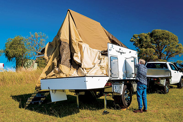 Wedgetail Camper Trailer 150517 Wedgetail Review 179