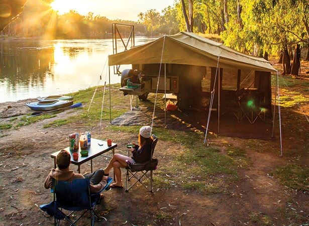 Try some of our readers' tips to make camp life a breeze