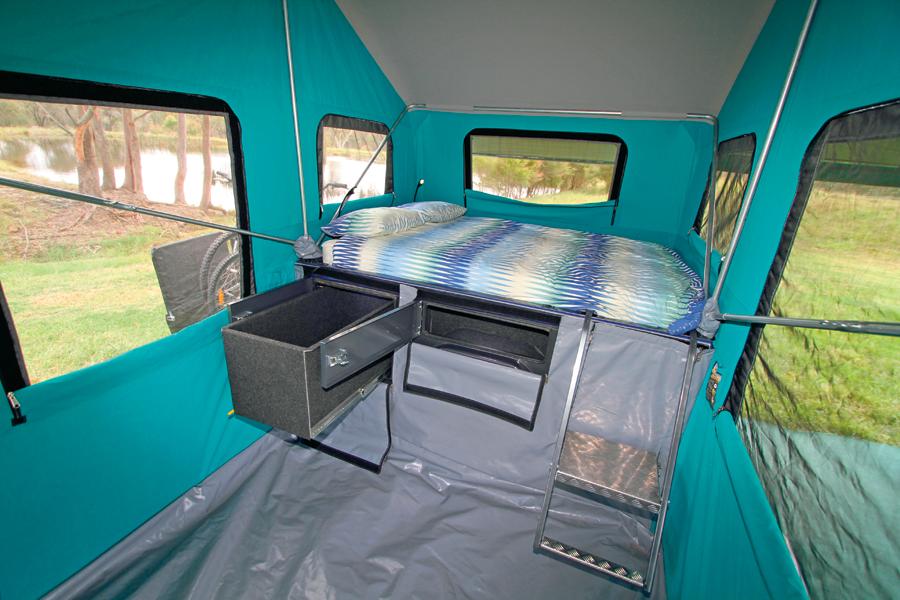 Explorer Campers & Canvas Lawson