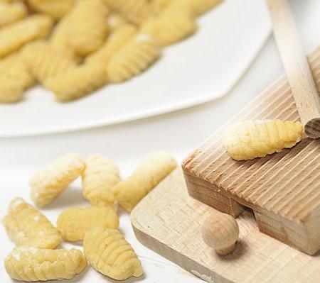 Chickpea Gnocchi