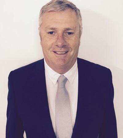 New joint TTP chairman David McIvor