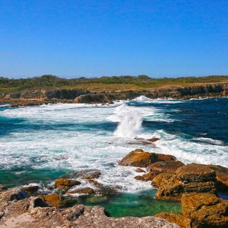 Jervis Bay NSW Tradeaboat Destination