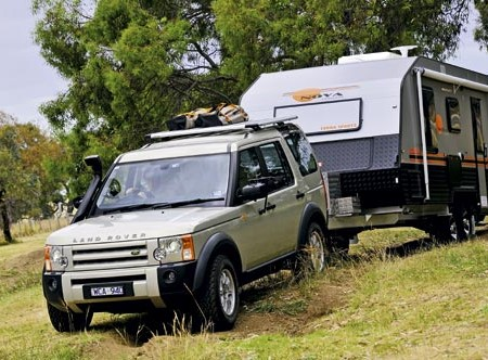 DISCOVERY 3 TOW VEHICLE CONVERSION