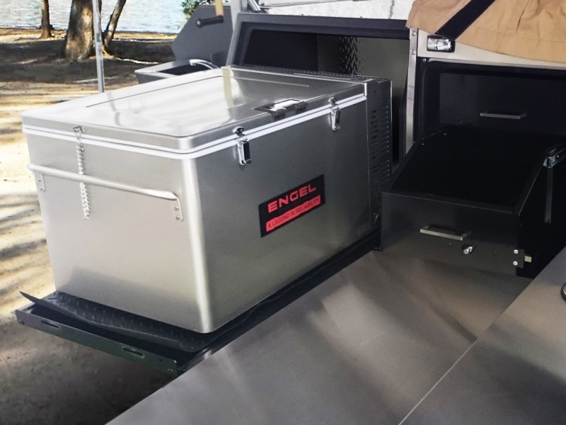 The two-way Engel MT60PF is valued at more than $1800.