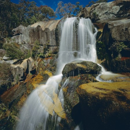 Gibraltar Falls at Namadgi National Park (photo: Getty Images)