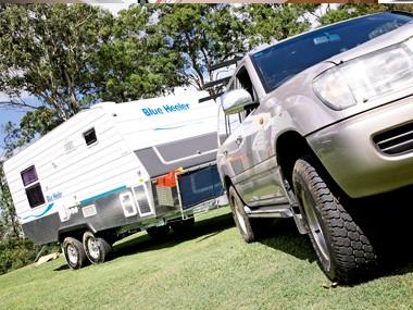 Review: Sunland Caravans Blue Heeler
