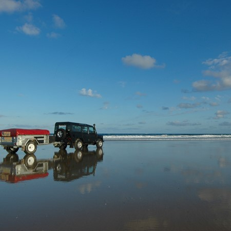 Travel: Fraser Island