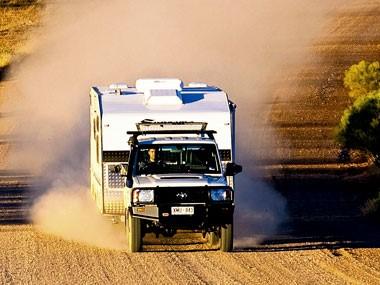 Top 10 desert tracks for RVers