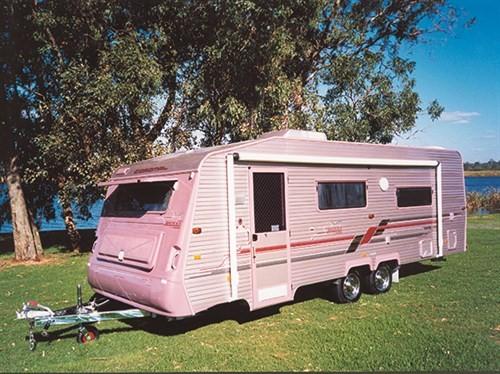 5 rare caravans | News & Reviews | TradeRVs | The Ultimate Caravan