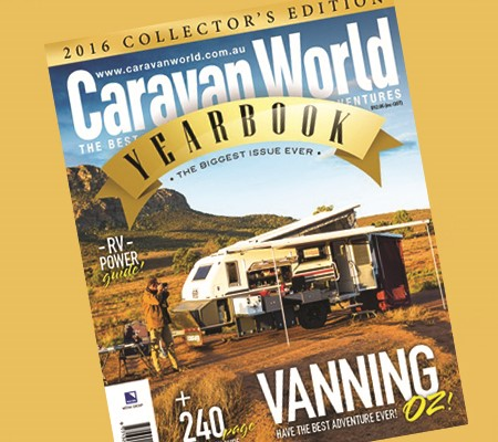 One of the best things about caravanning is finding that amazing new campsite, caravan park or desti