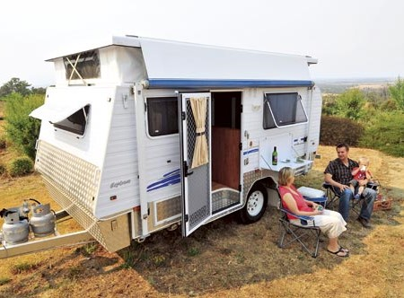 Goldstream RV Explorer