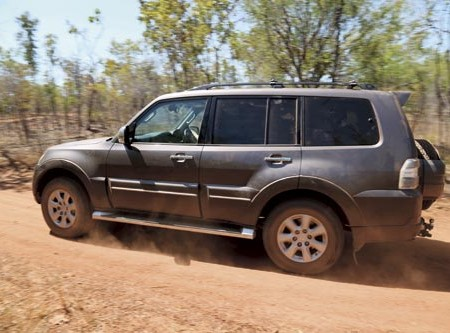 TOW TEST: NW MISTUBISHI PAJERO EXCEED DI-D REVIEW