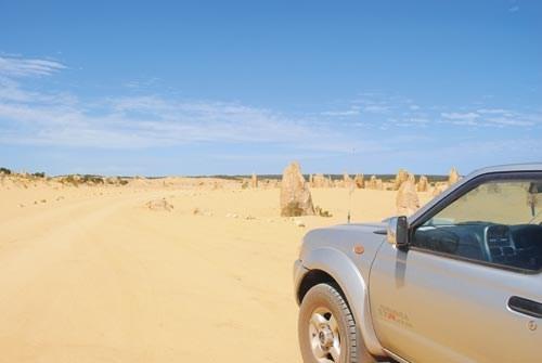 Find RV rental in Western Australia