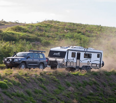 The new family off-road Spinifex EpiX