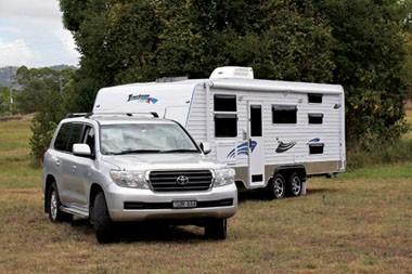 Trackvan TourX