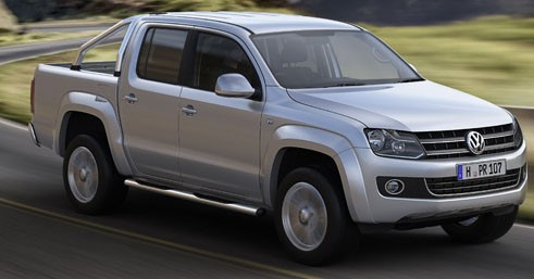 Video: VW Amarok tow test