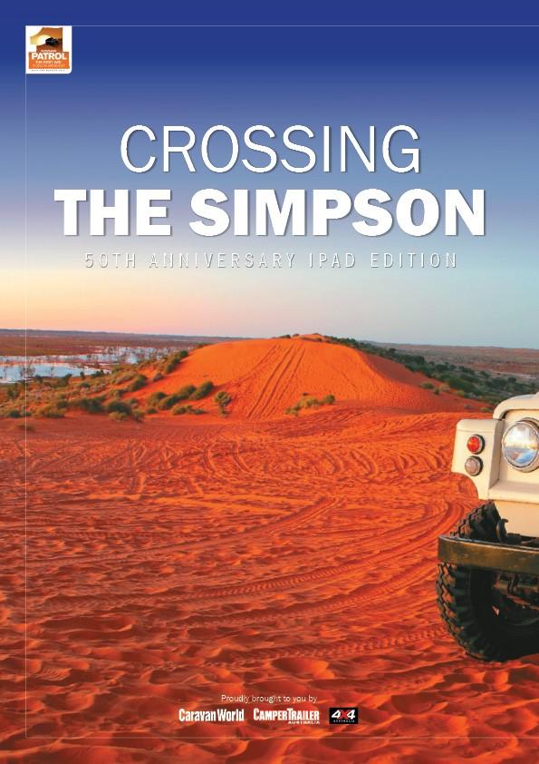 Crossing The Simpson free iPad app