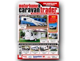 Motorhome and Caravan Trader launch