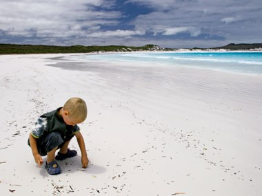 RV Travel: Cape Le Grand National Park, WA