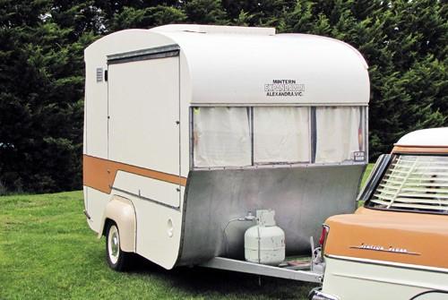 Vintage vans: Innovative 1960s Expandavan